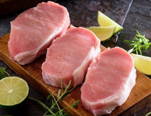 Lomo cerdo crudo